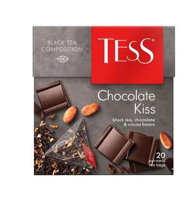 Чай черный в пирамидках Tess Choсolate Kiss 20 штук