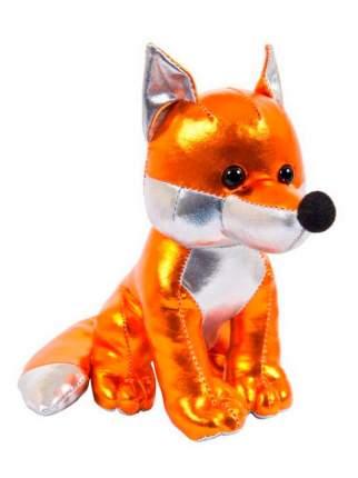 Мягкая игрушка Junfa toys Металлик Лиса, 16 см