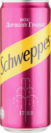 Напиток Schweppes Дерзкий гранат 330мл