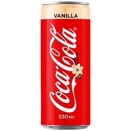 Напиток Coca-Cola Vanilla 330мл