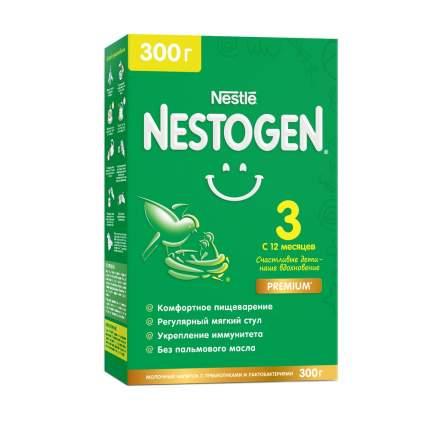 Молочная смесь Nestogen Premium 3 с 12 месяцев, 300 г