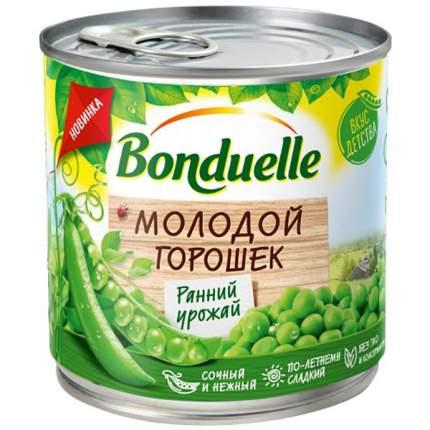 Горошек Bonduelle зеленый молодой 400г