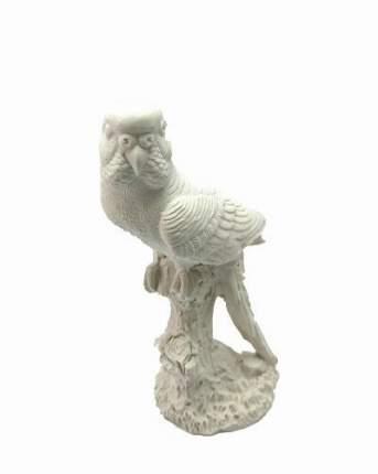 Фигурки Смолики Попугай (белый)