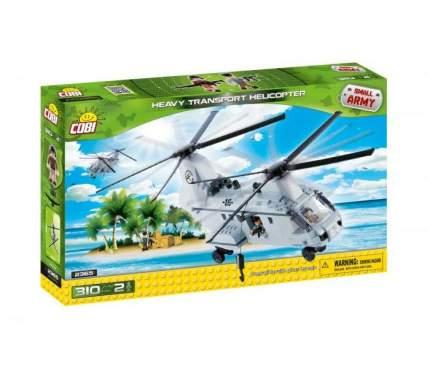 Конструктор Cobi Heavy Transport Helicopter