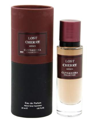 Парфюмерная вода Clive&Keira №2019 Tom Ford Lost Cherry 30 ml