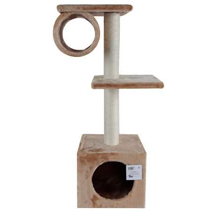 Комплекс для кошек Pet Choice, бежевый, 30х30х88 см
