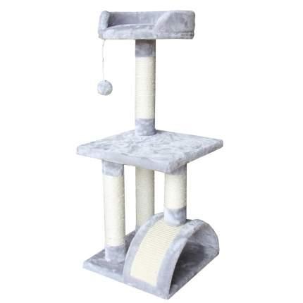 Комплекс для кошек Pet Choice, светло-серый, 36х36х85 см