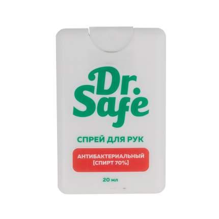 Антибактериальный спрей для рук  DR.SAFE (флакон с распылителем) 20 мл
