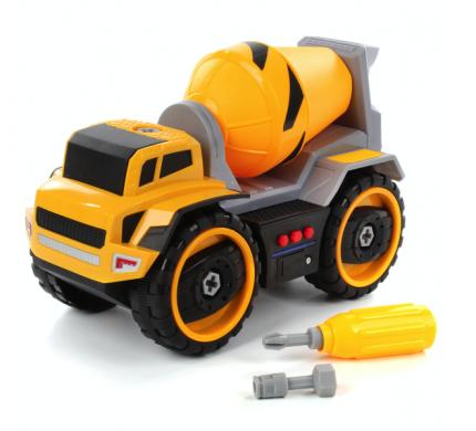 Транспорт-конструктор Veld Co. Спецтехника