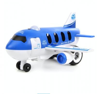 Конструктор-скрутка радиоуправляемый Drift Самолет, со звуком