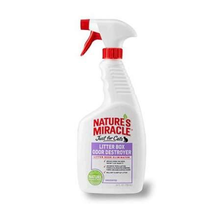 Средства для уборки и дезинфекции мест обитания животных NATURE'S MIRACLE 709