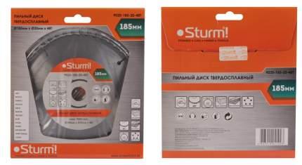 Диск по дереву для дисковых пил Sturm! 9020-185-20-48T