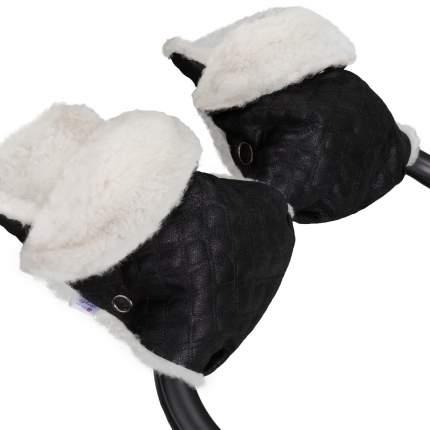 Муфта рукавички для коляски Esspero Karolina Black