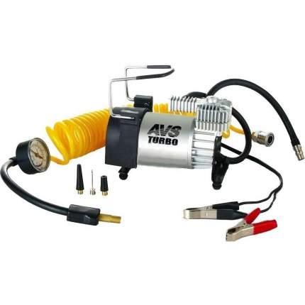 Компрессор автомобильный AVS Turbo KS600