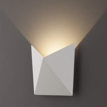 Уличный светильник Elektrostandard 1517 Techno LED белый