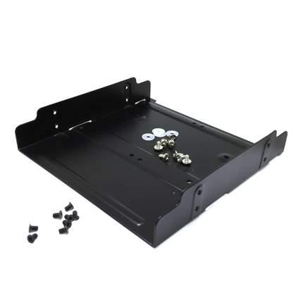 """Контейнер переходник для жестких дисков SATA и SSD 2,5"""" Espada EAC52535-2S"""