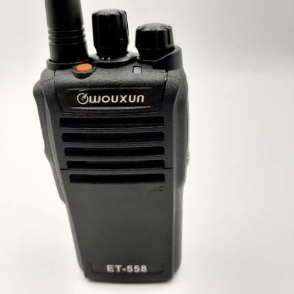 Портативная радиостанция Wouxun ET-558U  400-470 МГц