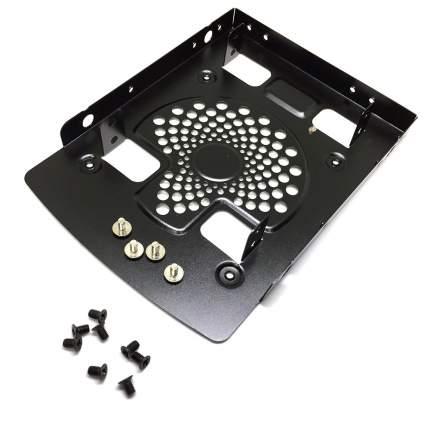 """Контейнер переходник для жестких дисков SATA и SSD 2,5"""" Espada EAC325-2SF"""