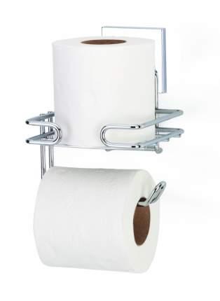 Держатель туалетной бумаги с запасным рулоном EF275 самоклеящийся