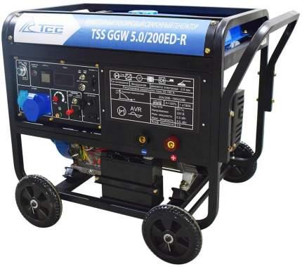 Сварочный бензиновый генератор ТСС GGW 5.0/200ED-R (22957)