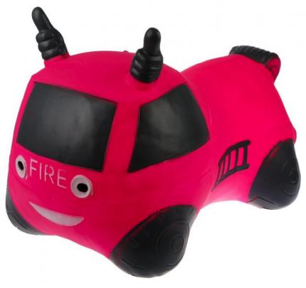 Игрушка-попрыгунчик Наша игрушка Машинка