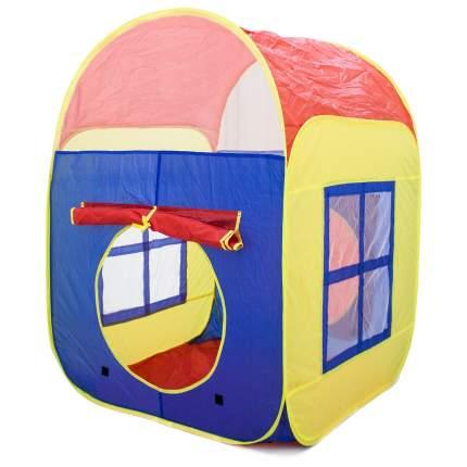 Палатка игровая Наша игрушка Домик 86х86х105 см