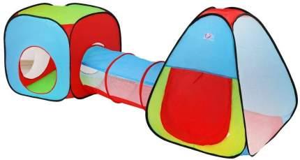 Комплекс игровой Jian Hong палатки 2шт. с туннелем