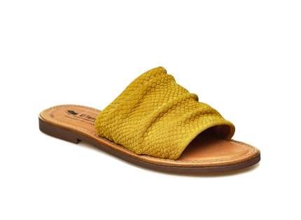 Сабо женские El Tempo EWK3_77191 желтые 39 EU