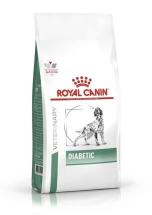 Сухой корм для собак ROYAL CANIN, при сахарном диабете, мясо, 1.5кг