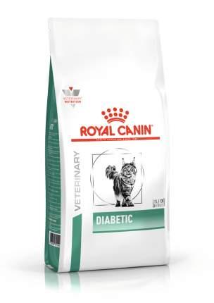 Сухой корм для кошек ROYAL CANIN, при сахарном диабете, курица, 1.5кг