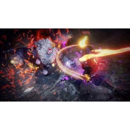 Игра Nioh 2 (Нет пленки на коробке) для PlayStation 4