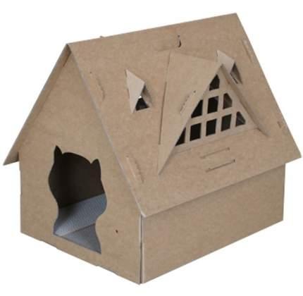 Домик-конструктор для кошек ZORTO 53*43*46см.