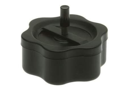 Пепельница S.Quire, сталь, черный, 110 мм