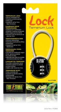 Металлический кодовый замок Terrarium Lock