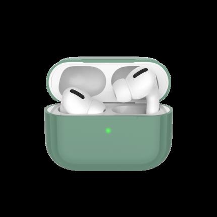 Чехол Deppa для AirPods Pro Green