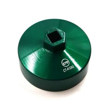 Ключ масляного фильтра для дизеля 84 мм, 14 граней Car-tool CT-A1243