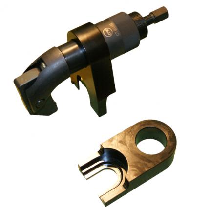 Универсальный съемник шаровых шарниров для грузовиков Car-tool CT-B1182