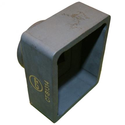 Головка Car-tool для зажимных ступичных гаек  CT-B1314