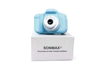 Фотоаппарат цифровой Sonmax детский (голубой)