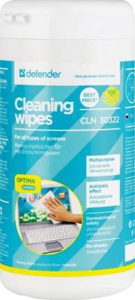 Салфетка для уборки Defender CLN 30322 100 шт