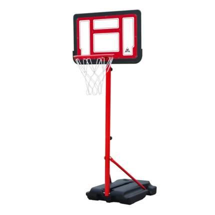 Мобильная баскетбольная стойка DFC KIDSB2 п/п черн.щит