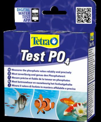 Тест для пресной и морской воды Tetra Test PO4 на фосфаты 10 мл