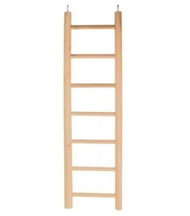 Лестница для птиц Bird Jewel, дерево, 7x40см