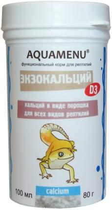 Экзокальций  D3 100 мл.( 80гр.) AQUAMENU