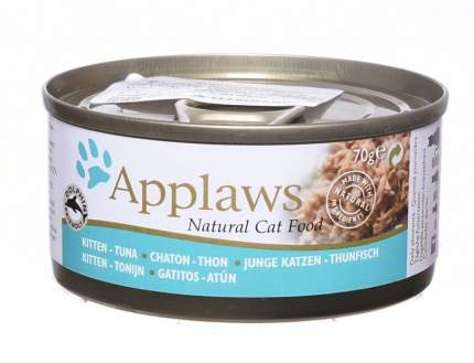 Консервы для котят Applaws Kitten, с тунцом, 70г