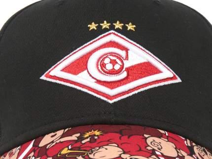 Бейсболка Atributika&Club ФК Спартак 120273 черная