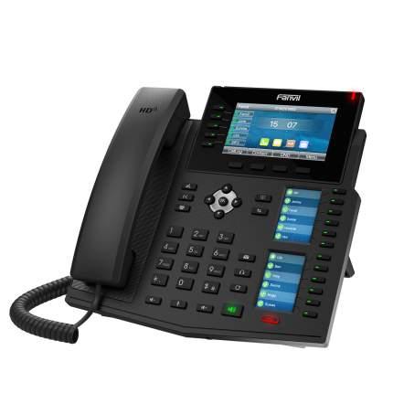 IP-телефон Fanvil X6U Black
