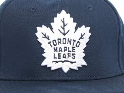 Бейсболка Atributika&Club Торонто Мейпл Лифс 31083 темно-синяя
