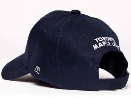 Бейсболка Atributika&Club Торонто Мейпл Лифс 29083 темно-синяя
