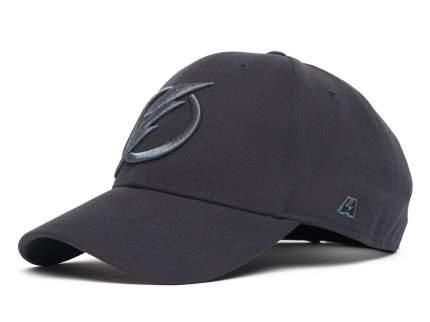 Бейсболка Atributika&Club Тампа-Бэй Лайтнинг 28145 темно-синяя